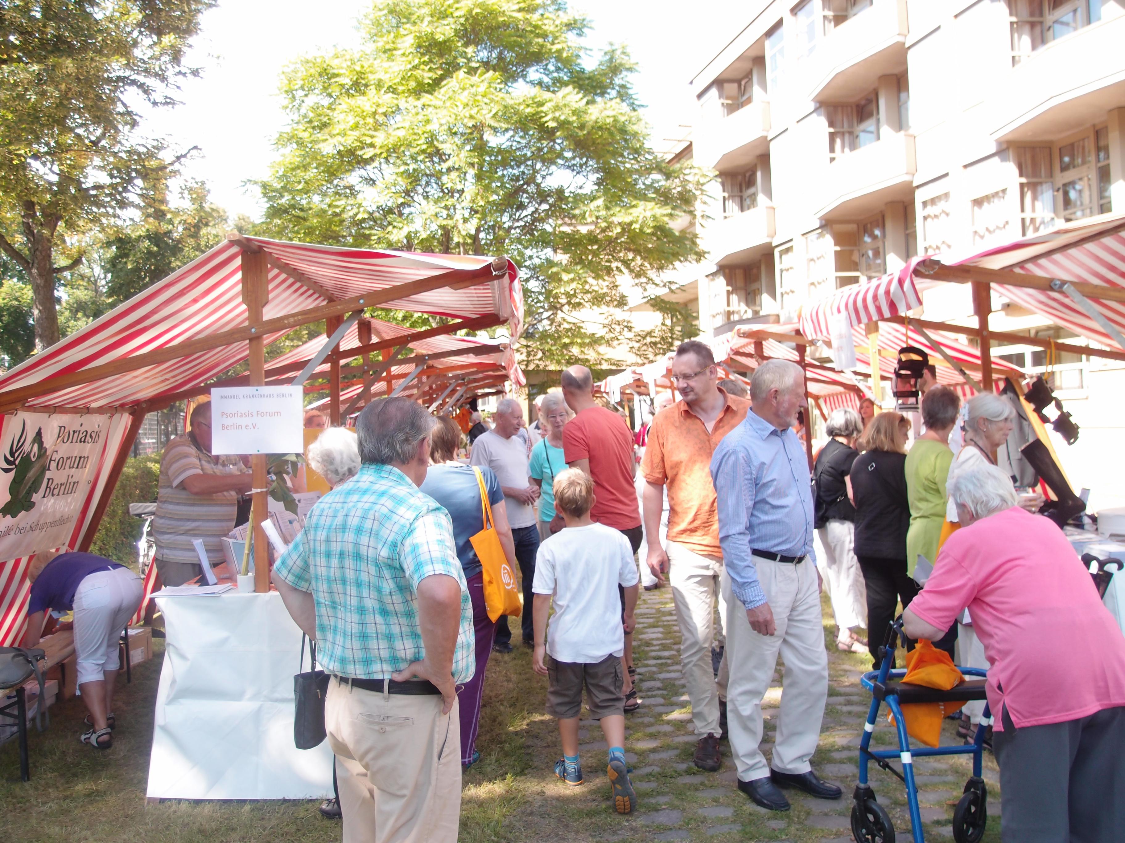 Tag der offenen t r am immanuel krankenhaus berlin for Tag der offenen tur berlin